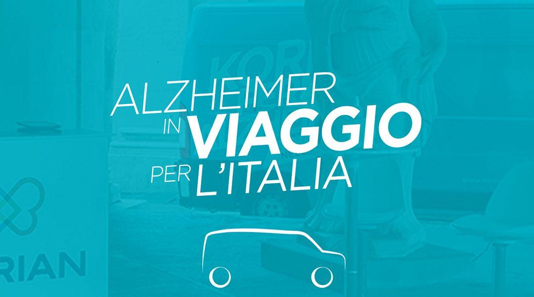 Fermata Alzheimer: un social tour per spezzare l'indifferenza sulla malattia invisibile