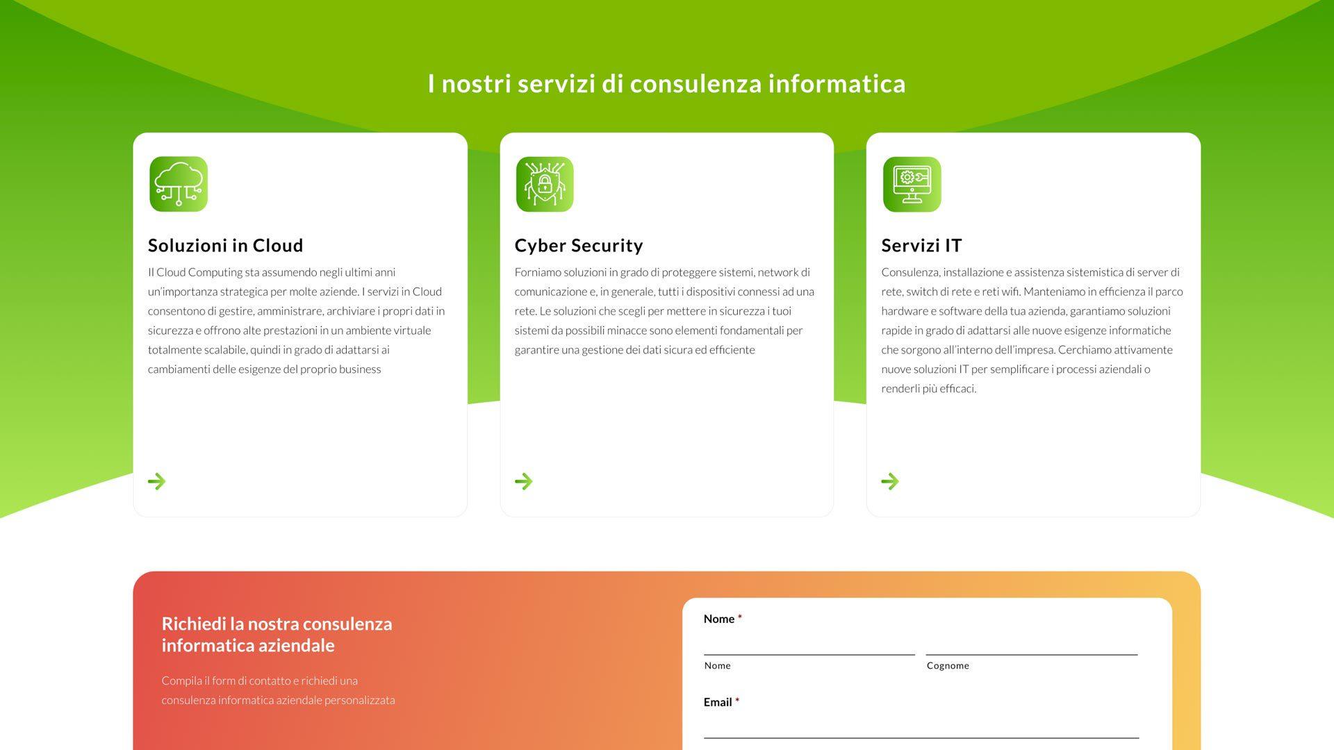 Valore BF servizi IT