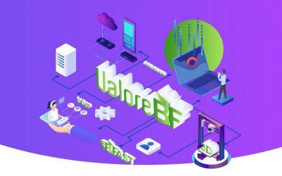 Web design e grafica per Valore BF, eccellenza nell'innovazione digitale